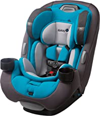 Safety 1st Autoasiento Grow and Go Air 3 en 1, Evening Tide, color Aqua/Gris