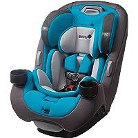 Safety 1st Autoasiento Grow and Go Air 3 en 1, Evening Tide, color Aqua/Gris