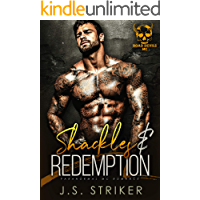 Shackles & Redemption: Paranormal MC Romance (Road Devils MC Book 1)