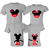510b5dfeda Couple T-Shirts - Disney Shirts for Couples - Couple Shirts - King and Queen