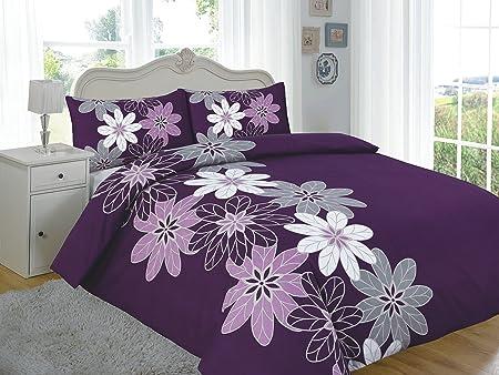 aubergine duvet cover sets