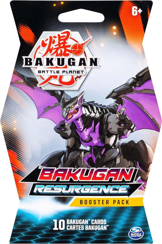 Bakugan 6045134, paquete de potenciador de los Brawlers de Battle ...