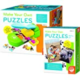 Make Your Own Puzzle Machine and Refill Pack: Set of 2