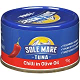 Sole Mare Tuna Chilli in Olive Oil, 95g