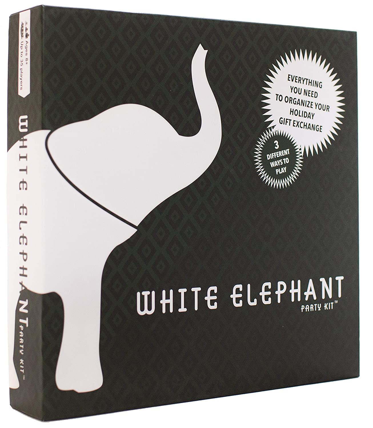 White Elephant Party Kit The Best Gift to Organize The Gift ...