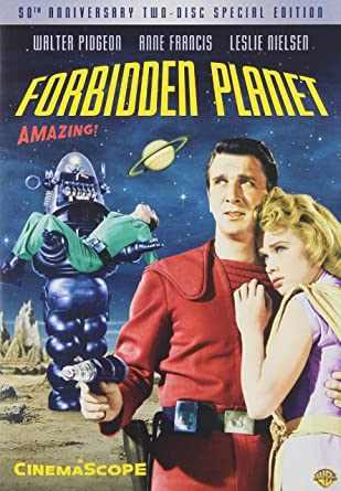 Image result for the forbidden planet