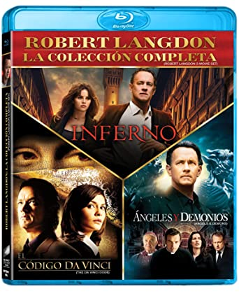 The Da Vinci Code (Robert Langdon) 3-Movie Collection: El Código Da
