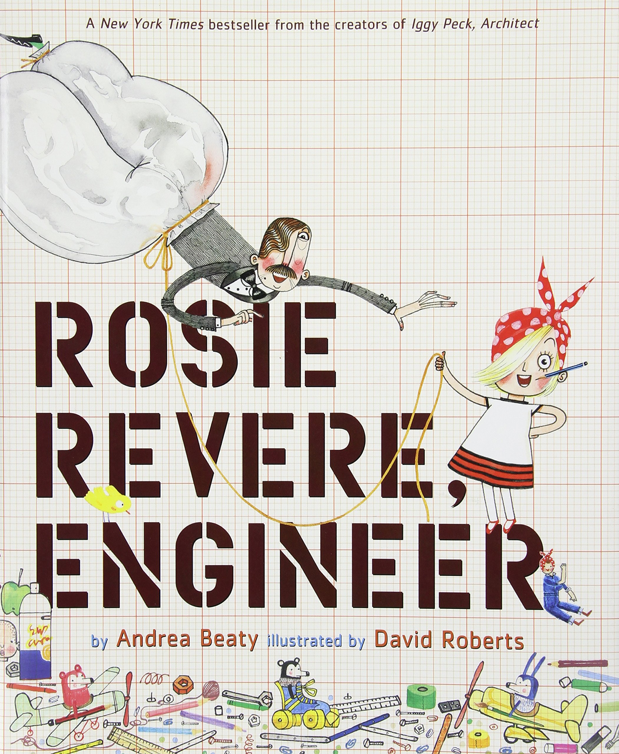 Image result for rosie revere engineer