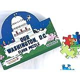 Our Washington D.C. Floor Puzzle