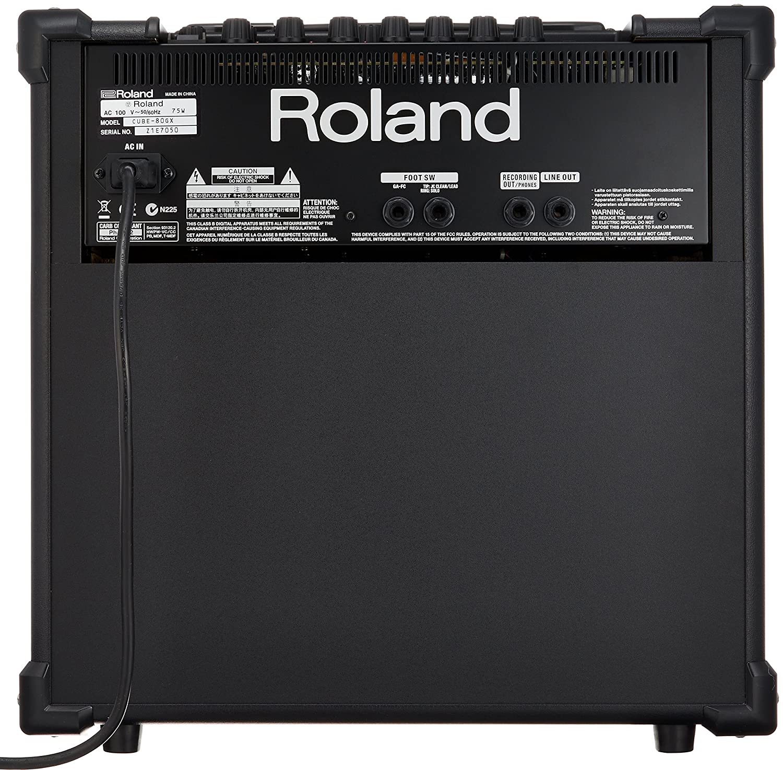 CUBE-80GX - Amplificador Roland Cube-80-GX: Amazon.es: Instrumentos musicales