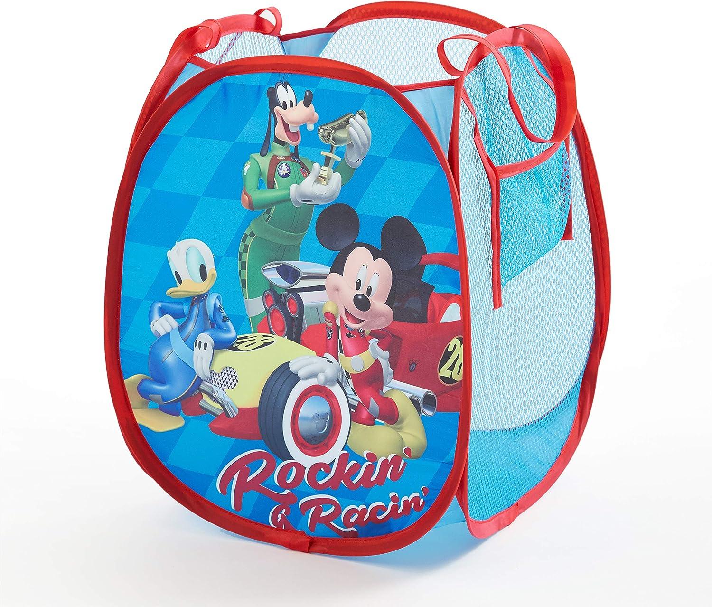 Disney NK320636 Mickey Mini Pop Up Hamper, Color, Multicolor