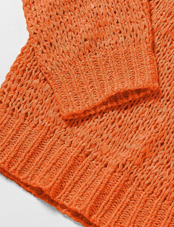 NAME IT M/ädchen Nkfkorry Ls Short Knit Sweater
