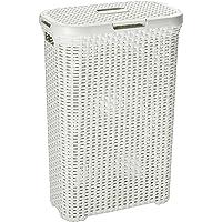 CURVER 00709-885-00 Wäschebox Style, 40 L, Creme