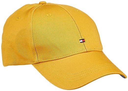 20cda0d4 Tommy Hilfiger Men's Hat - Yellow - Gelb (808 GOLDEN GLOW-PT) - One ...