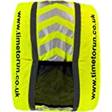 Time To Run Scotchlite 3M - Funda reflectante impermeable para mochila