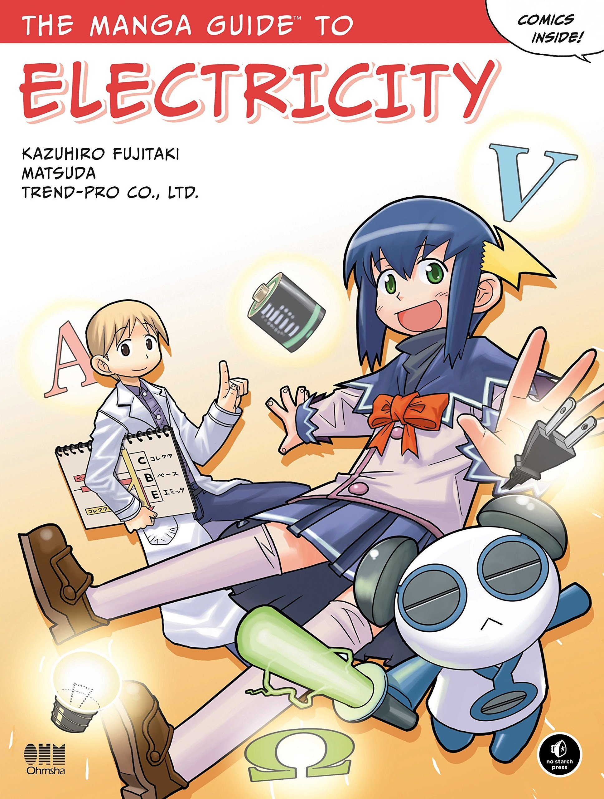 The Manga Guide to Electricity by No Starch Press (Image #1)