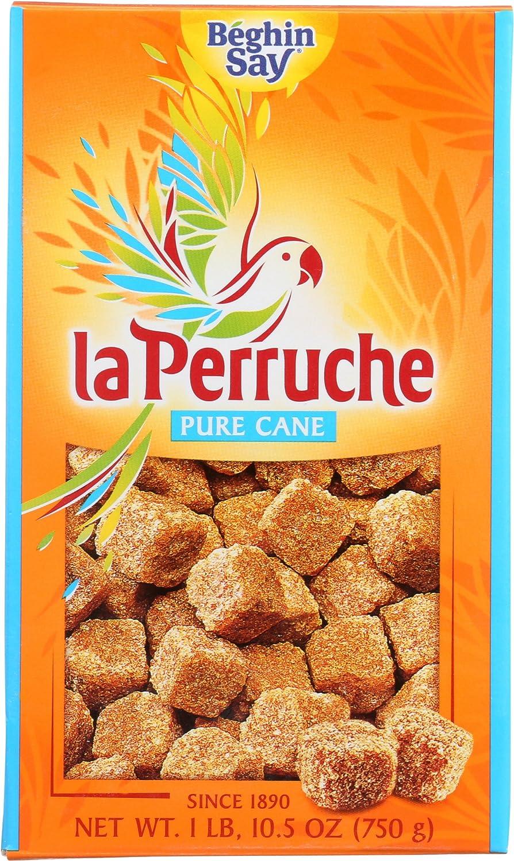 Betere Amazon.com: La Perruche Pure Cane Rough Cut Cubes, 1 lb.10.50z LL-62