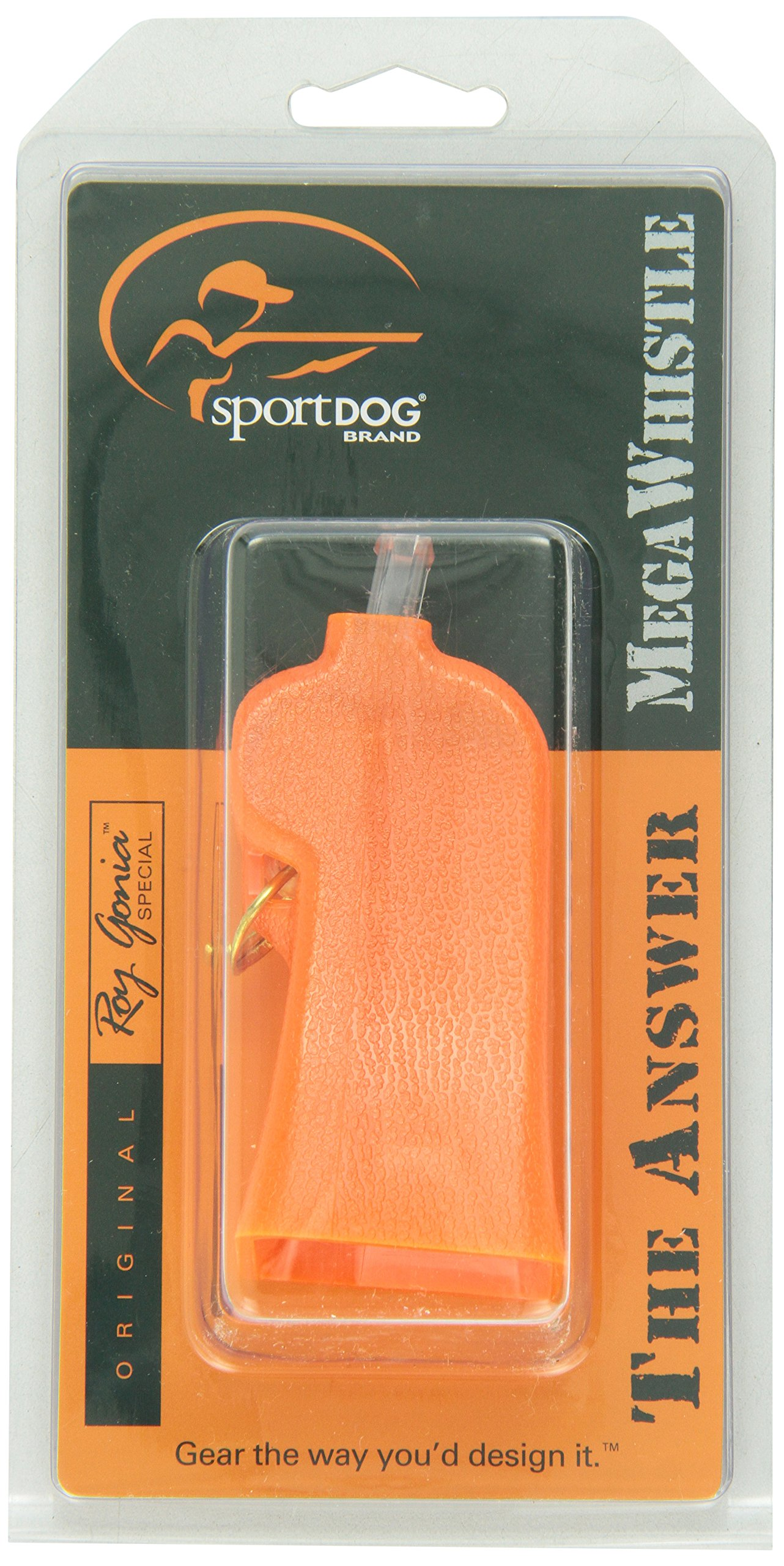SportDOG Brand Competition Mega Whistle - Hunting Dog Training Whistle with Easy-to-Blow Design - Protects Handlers Ear by SportDOG Brand (Image #2)