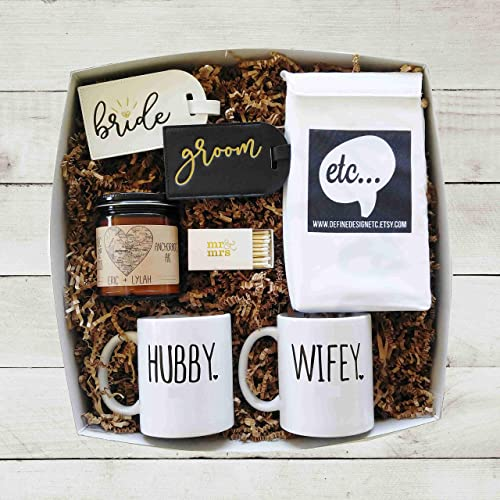 Amazon Com Wedding Gift Box Newlywed Gift Bridal Shower Gift For