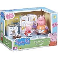 Giochi Preziosi - PPC07 - Peppa Pig- La Cuisine De Peppa avec 2 Personnages -