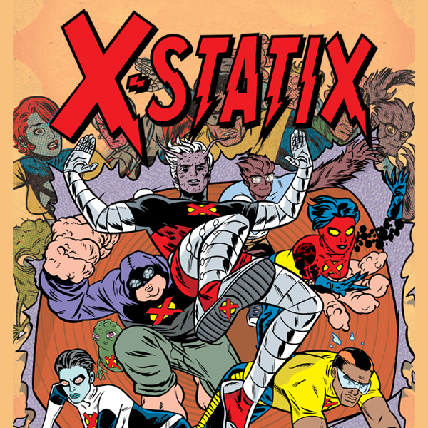 X-Statix (2002-2004) (Collections) (3 Book Series)