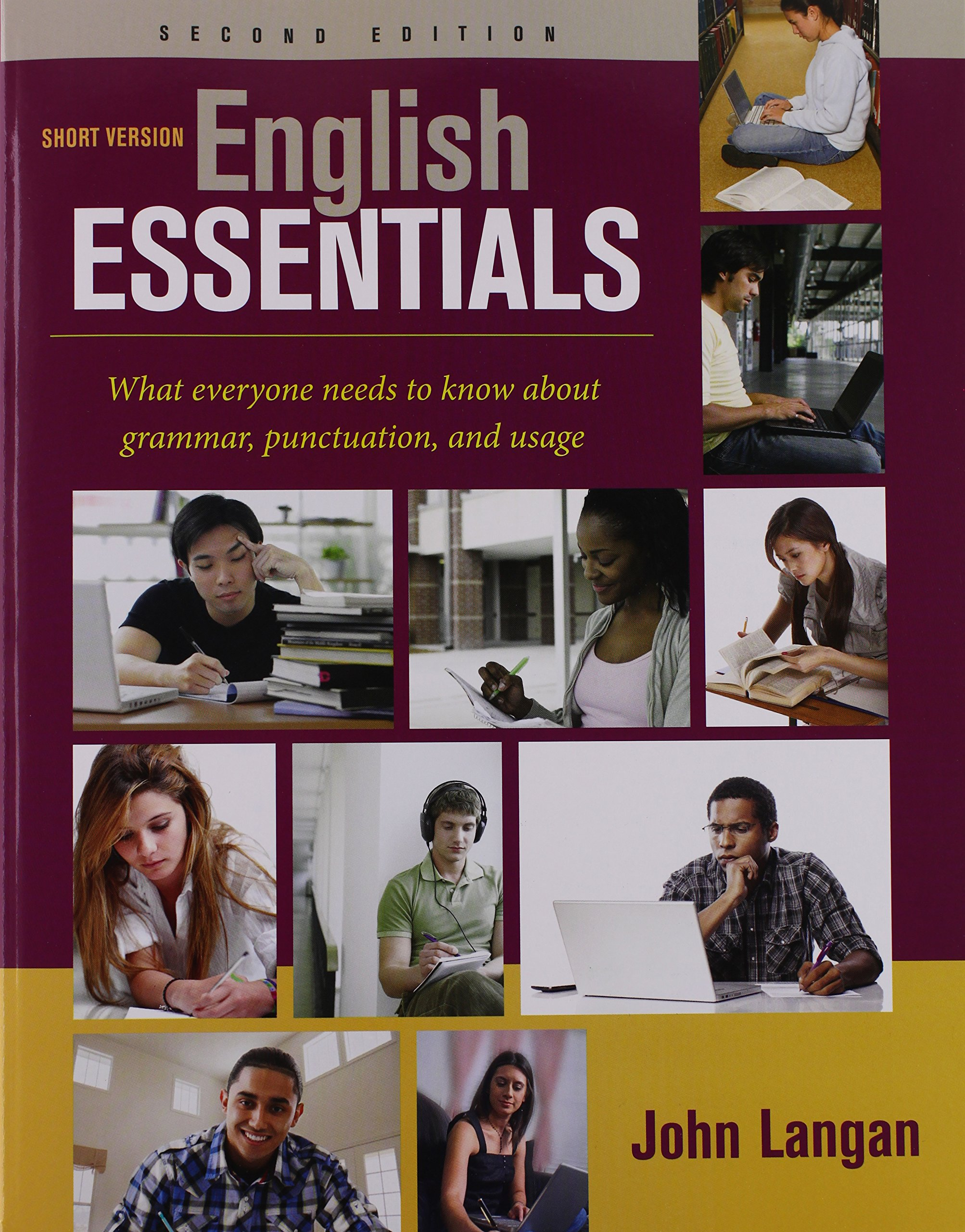 Read Online English Essentials, Short Version -with Student Access Kit (2nd edition) pdf