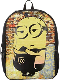 Mojo Life Despicable Me Minions Cool Dude Backpack School Bag for Boys