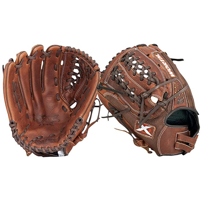 Worth Adult Toxic Lite 12.5-Inch Slowpitch Softball Glove Right Hand Throw
