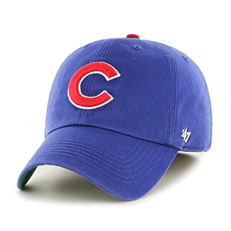 Amazon.com    47 MLB Chicago Cubs Franchise Fitted Hat a0a975e90780