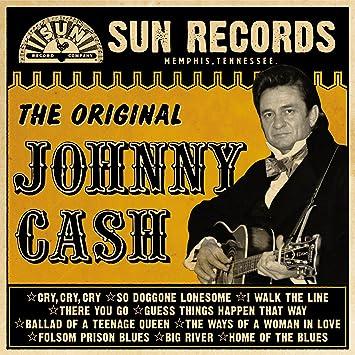 Amazon | サン・レコーズ~ジ・オリジナル・ジョニー・キャッシュ ...