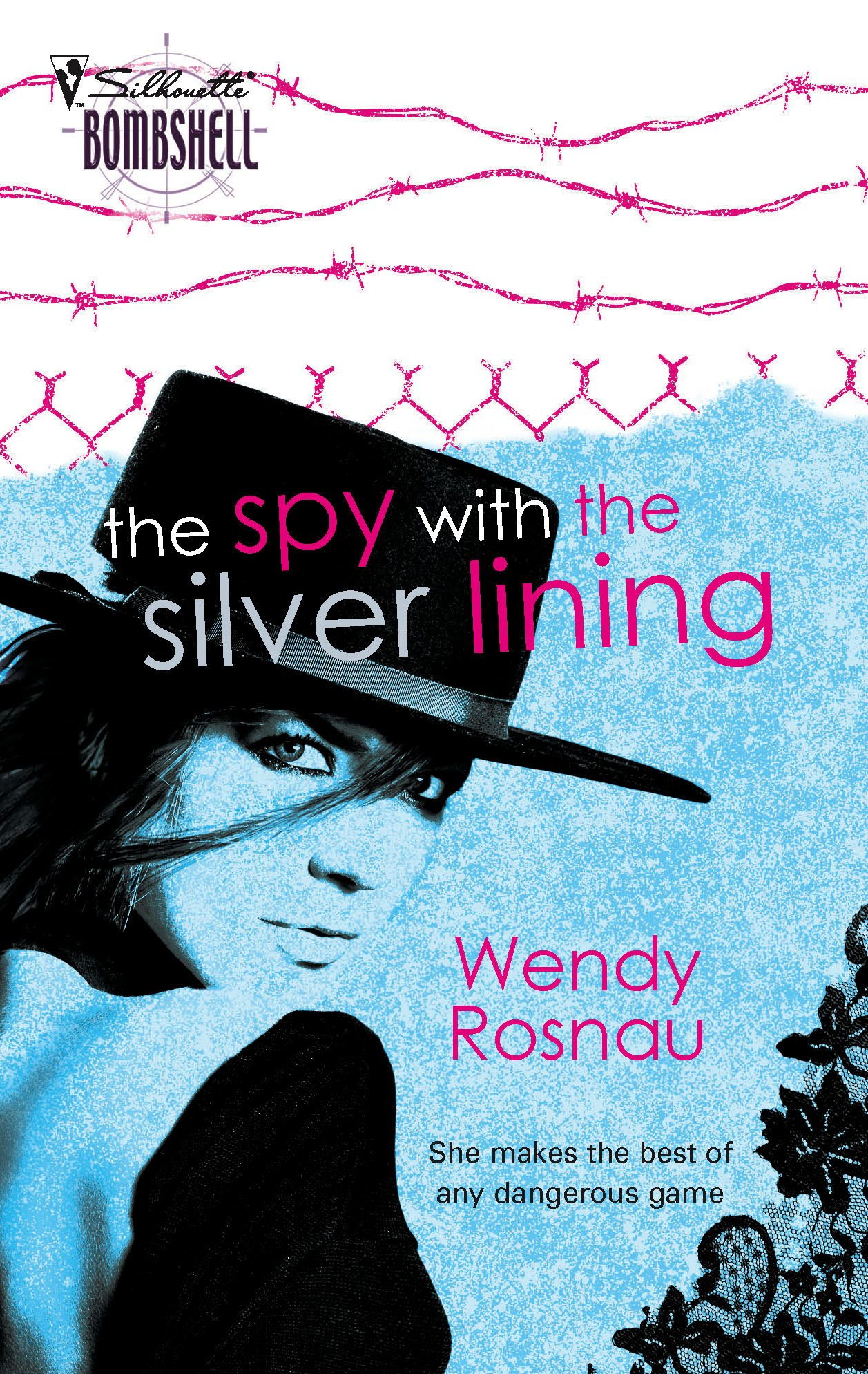 Read Online The Spy With The Silver Lining (Spy Games) pdf epub