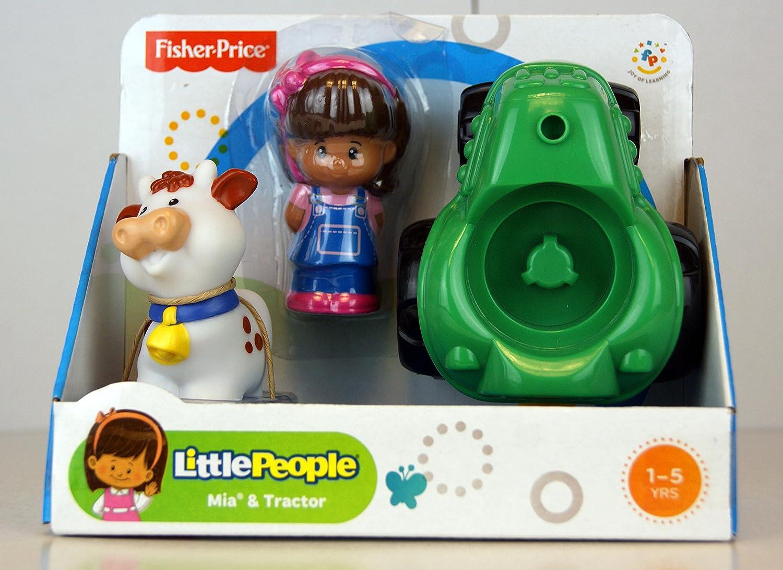 Little People Kleinkindspielzeug Tierfigur Kuh