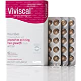 Viviscal Extra Strength Hair Growth Supplements, 120-Tablets
