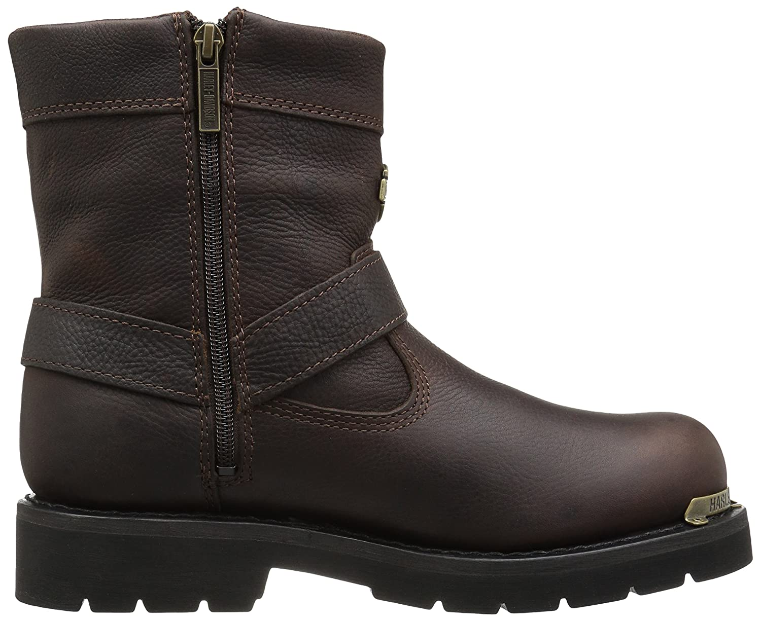 Harley-Davidson Mens Cromwell Motorcycle Boot