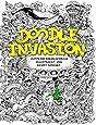 Doodle Invasion: Zifflins Kolorierbuch