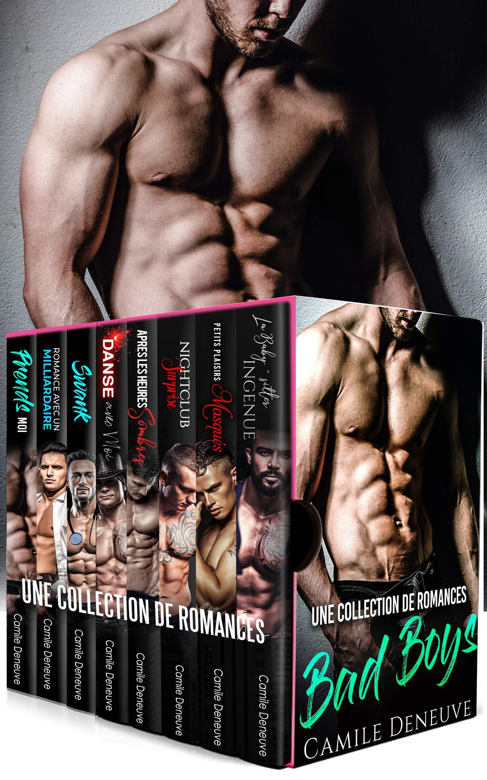 Bad Boys: Une Collection de Romances (French Edition)