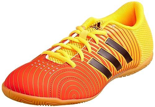 adidas Zapatillas de Fútbol Sala Para Hombre Amarillo Size: 40 2/3: Amazon.es: Zapatos y complementos