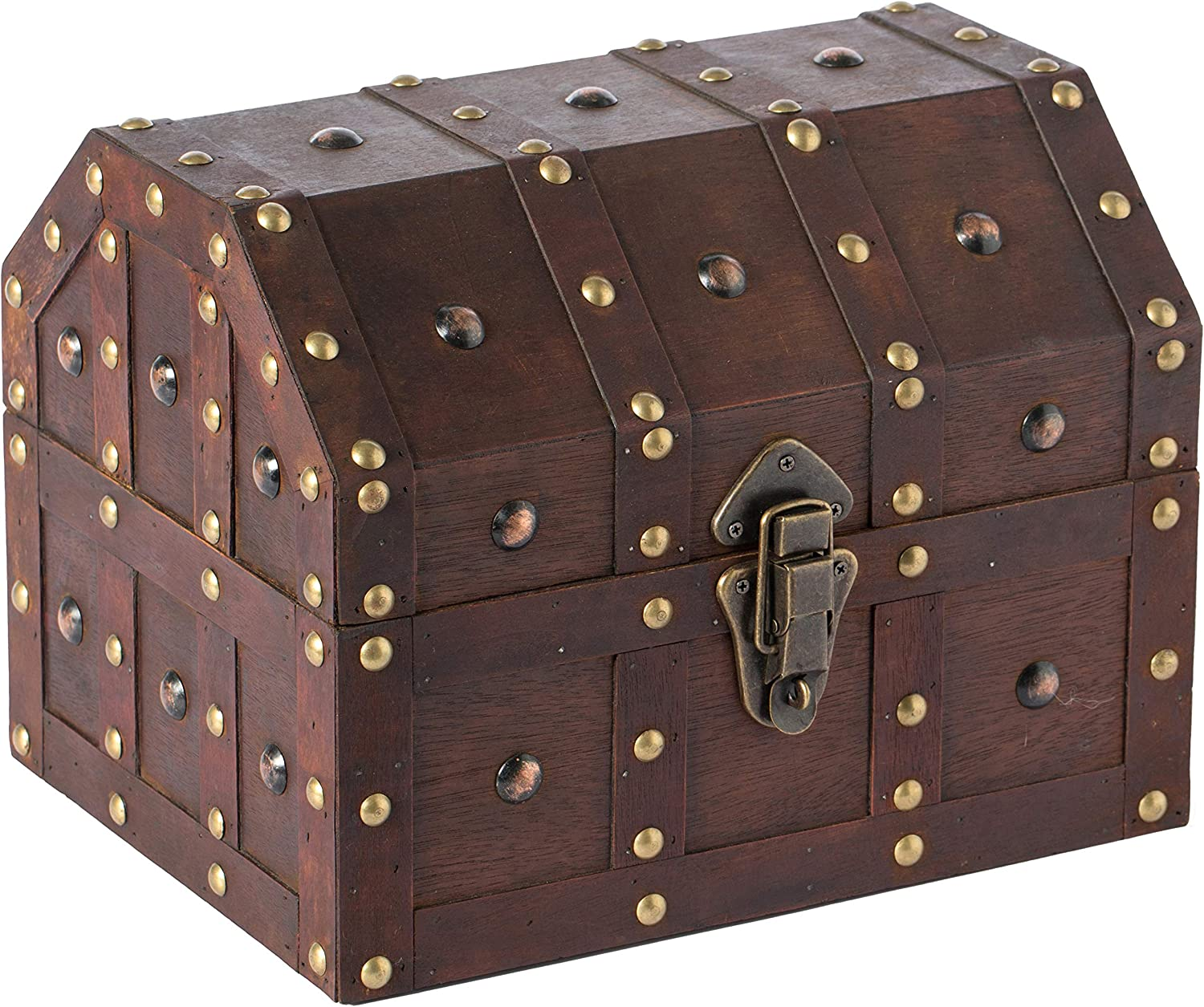 Vintiquewise(TM) Vintage Caribbean Pirate Chest