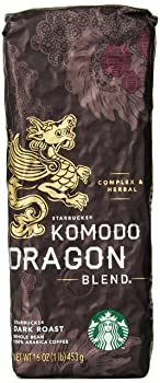 Komodo Dragon Blend Starbucks Coffee Beans
