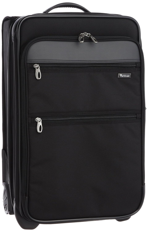 [パスファインダー] Pathfinder スーツケース PF6822DAX 22インチDAXトロリー B00BWHIO2Qブラック