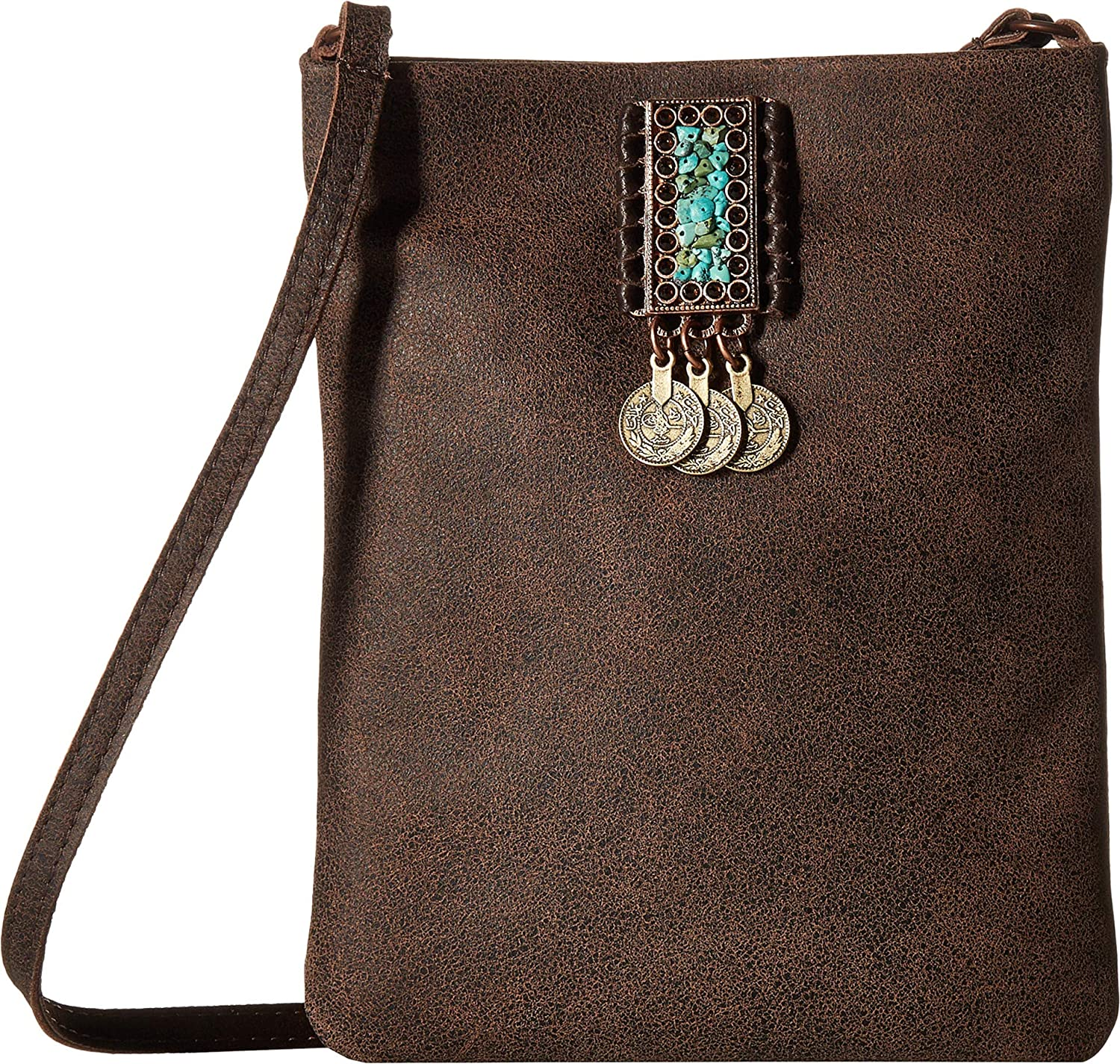 Leatherock Womens Amira Cell Pouch