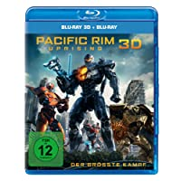Pacific Rim: Uprising  (+ Blu-ray 2D)