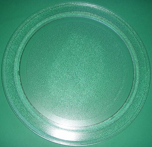 Microondas plato/Plato Giratorio/ – Plato de cristal para ...