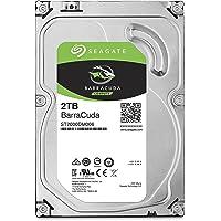 Seagate 2TB BarraCuda SATA 6Gb/s 64MB Cache 3.5-Inch Internal Hard Drive (ST2000DM006)