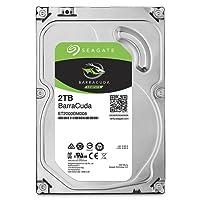Seagate BarraCuda 2TB 3.5-Inch SATA 6 Gb/s Internal Hard Drive (ST2000DM006)