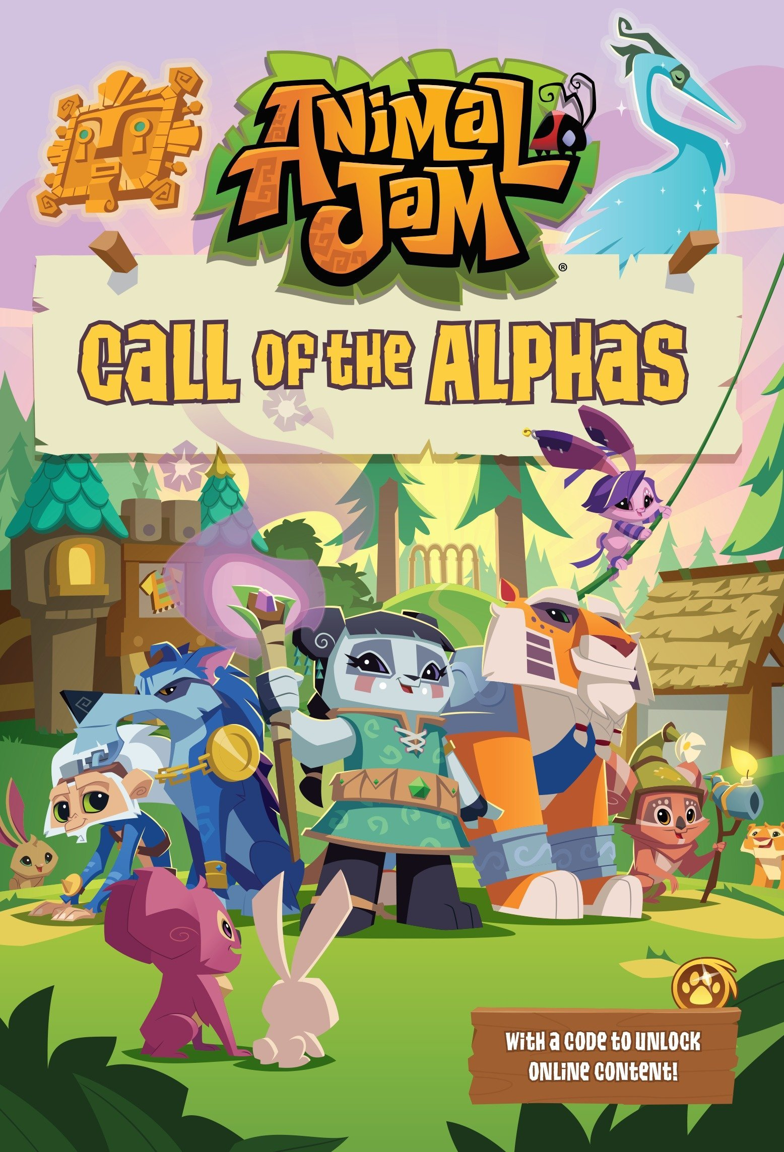 Call of the Alphas #1 (Animal Jam): Ellis Byrd