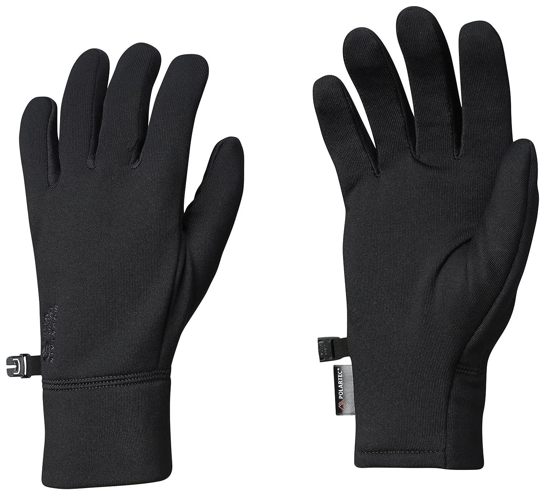 Mountain Hardwear メンズ パワーストレッチグローブ B07G9HY83J  ブラック X-Small