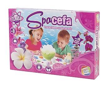 Cefa Toys Spacefa, CREA Tus jabones y Sales baño 21831: Amazon.es: Juguetes y juegos