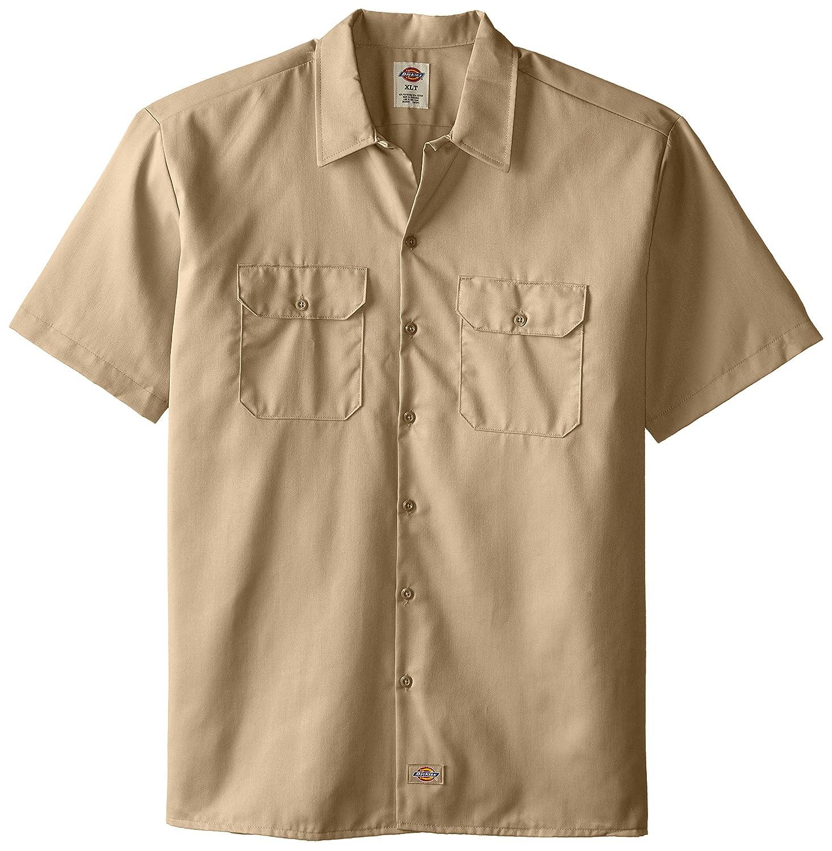 Dickies Shrt//s Work Shirt Maglia a Maniche Lunghe Uomo