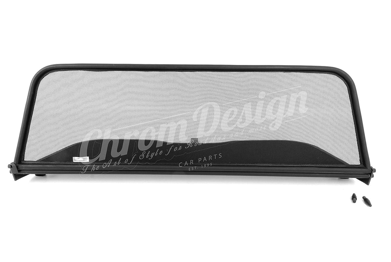 Deflettore d' aria per VW con chiusura rapida Chrom Design